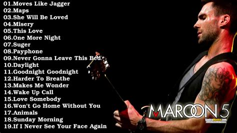 best of maroon 5 best of maroon 5 collection maroon 5 greatest hits