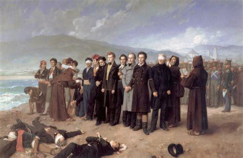 imagenes de obras historicas el fusilamiento de torrijos y sus compa 241 eros eco