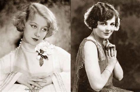 variety of bobs in 1920 1920s hairstyles the bob to suit your type glamourdaze