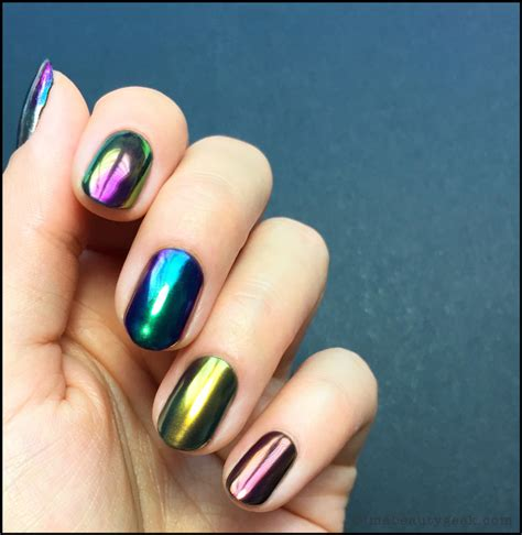 is chrome a color chrome color nail how you can do it at home