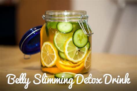 Detox Slimming Drink by Belly Slimming Detox Drink