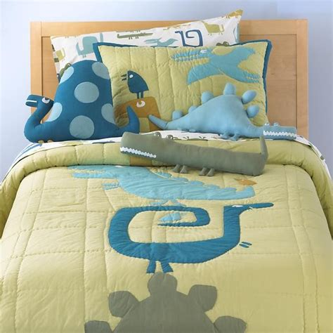 kids dinosaur bedding comforter set eclectic kids