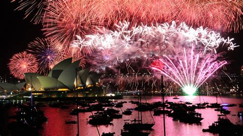 new year date australia where to new years fireworks in australia
