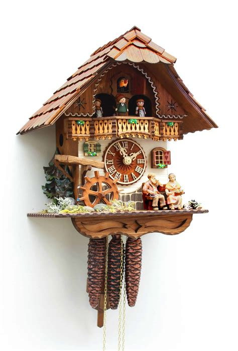 chalet style chalet style 1 day movement black forest cottage cuckoo collections