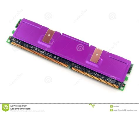 of a ram high performance computer ram royalty free stock photos