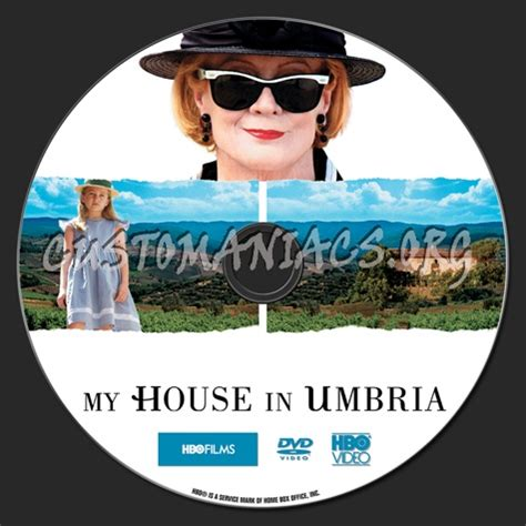 my house in umbria my house in umbria dvd label dvd covers labels by customaniacs id 140510 free