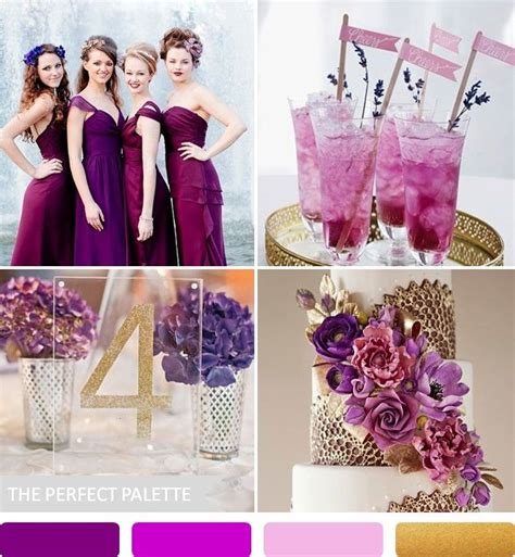 Standing Spoon Hello Pink Putih 10 wedding color palettes that aren t boring the