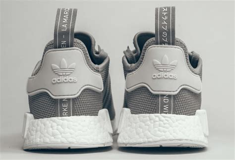 Promo Sepatu Adidas Nmd Mesh Pack White Grey Exclusive Termurah adidas nmd grey white sole collector