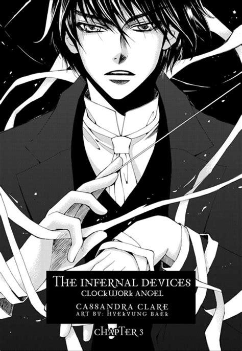 Will Herondale, Clockwork Angel manga | TMI + TID + TDA