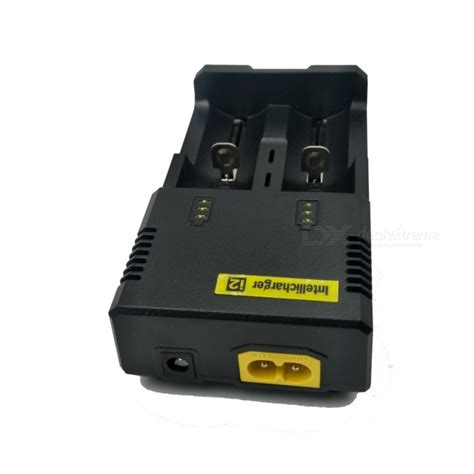 Authentic Nitecore I2 Digital Charger 18650 26650 Aa Aa Berkualitas nitecore i2 battery charger for 26650 22650 18650 17670 aa more free shipping dealextreme