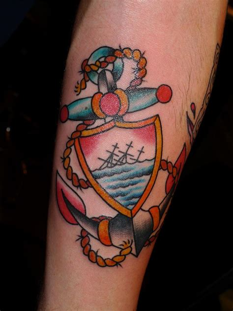 tattoo now anchor by sweety tattoonow