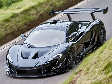 2017 Mclaren P1 Lm Specifications Photo Price