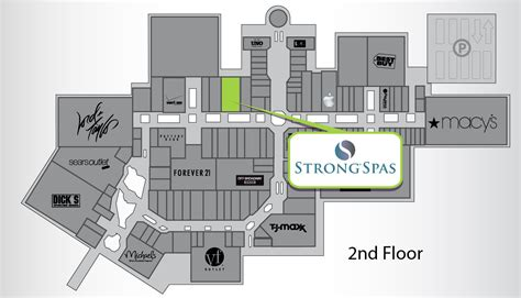 destiny usa map of mall destiny usa mall map images