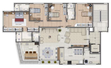 apartamento na planta sp 15 plantas de apartamentos de luxo que voc 234 precisa conhecer