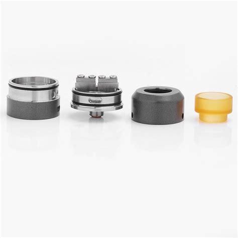 Goon 24 Rda 1 goon pro style grey ss mechanical mod goon pro style 24mm rda kit