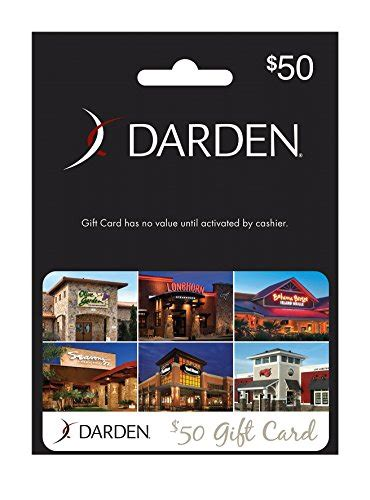 Dinner And A Movie Gift Card Darden - gift ideas for your in laws