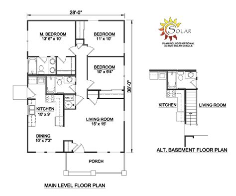 3d Small House Plans Small House Plans Under 1000 Sq Ft House Plans 1000 Square And