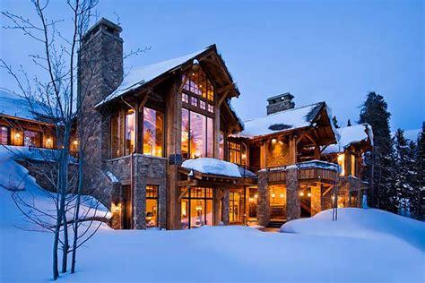 Tiny Haus Auf Raten Kaufen by Teton Heritage Builders Big Sky Jackson Builders