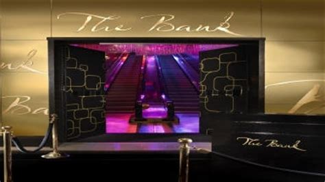 the bank las vegas the bank nightclub at bellagio hotel and casino in las