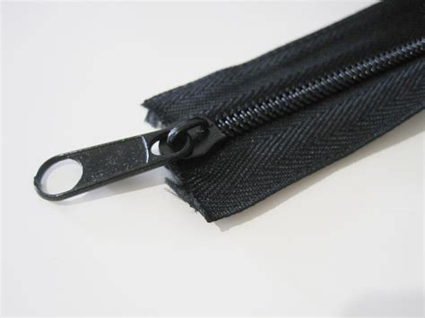 Upholstery Zippers Black Or White Continuous Zip Sold Per Meter Zipper With