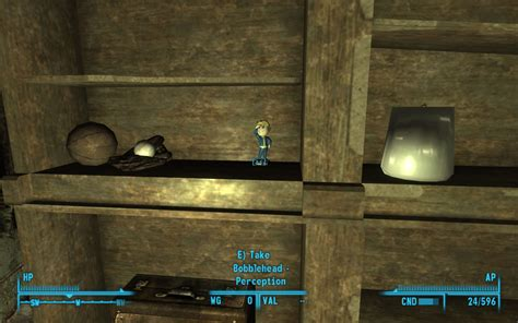bobblehead in megaton everything on xbox 360 fallout 3 locations of all