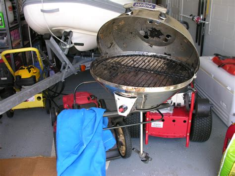 yamaha jet boat grill magma gas kettle grill the hull truth boating and
