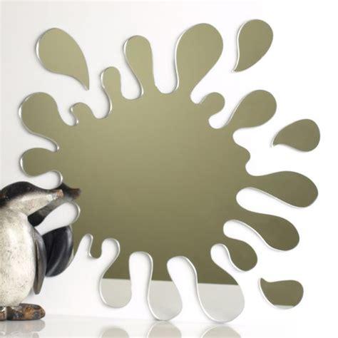 Splash Mirrors Acrylic Mirrors Mirrors Boys Mirror