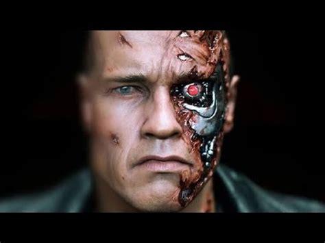cara membuat wajah robot tutorial picsart cara mengubah muka kita effect terminator