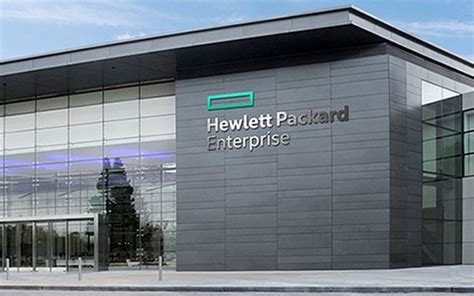 Hewlett Post Office by Front Of Building In Pal Hewlett Packard