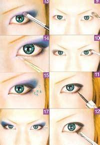 tutorial makeup visual kei visual kei makeup tips and tutorials get the look