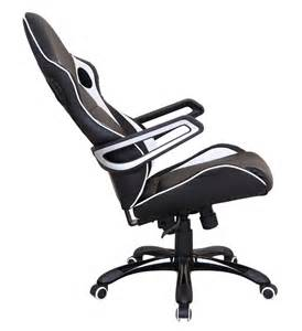 Chaise De Bureau Inclinable Fauteuil De Bureau Inclinable