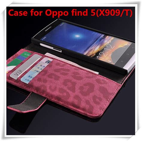 Wood Oppo Find 5 X909 oppo find 5 ultra thin flip leather for oppo