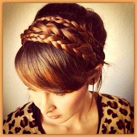 peinados para fiesta de noche peinados para fiestas de noche con trenzas www pixshark