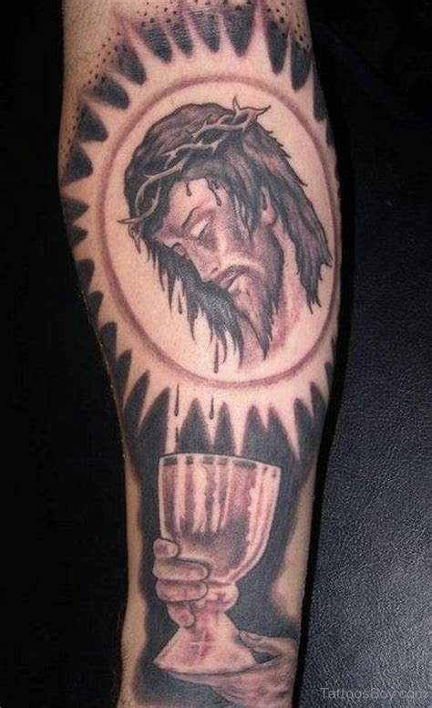 jesus tattoo using arm christian tattoos tattoo designs tattoo pictures page 8