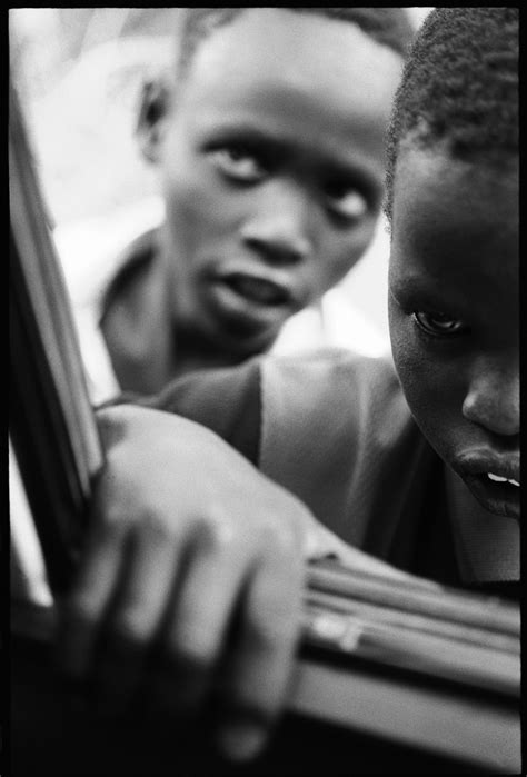 """""""Eli Reed: The Lost Boys of Sudan"""" exhibition opens today"""