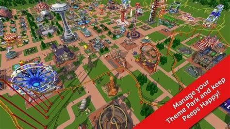 roller coaster tycoon 3 apk rollercoaster tycoon touch mod apk 1 12 3 unlimited money andropalace