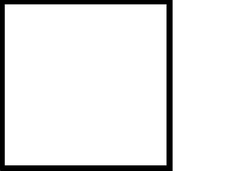 un cuadrado ncuadrados un cuadrado serie a