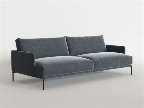 baron sofa baron sofa 3d model adea