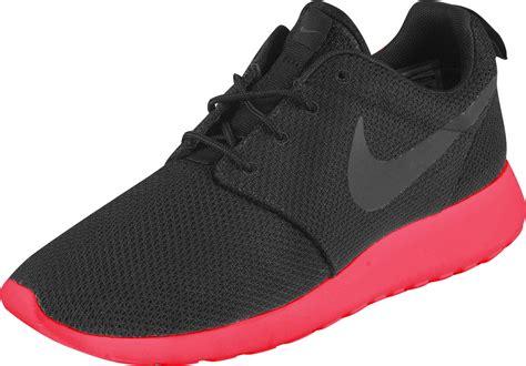 Nike Rhose nike roshe one schuhe schwarz pink