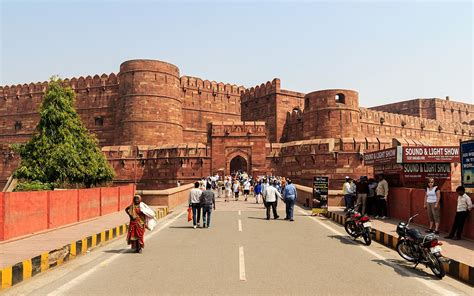 city world ford agra fort