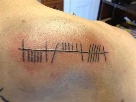 ogham tattoo my ogham gaelic