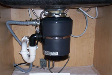 Plumbing Garbage Disposal by Garbage Disposal