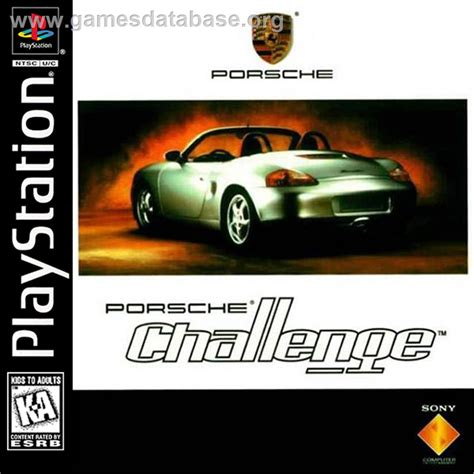 Porsche Challenge porsche challenge sony playstation games database