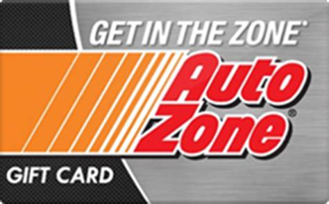 Autozone Gift Card - autozone gift card discount 10 00 off