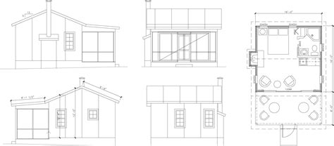 16 X 16 Cabin Floor Plans by 16x16 Cabin Floor Plans 12 X 16 Cabin Plans 16 X 16 Cabin