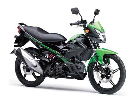 Monoshock Athlete Original Kawasaki motomalaya 2015 kawasaki athlete pro 125cc in indonesia rp 17 1million rm4 698 25 direct conv