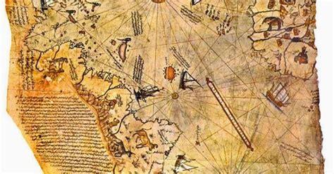 Peta Laut Admiral peta kuno raja laut piri reis map history