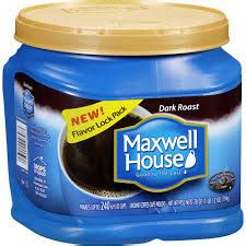 maxwell house coffee review maxwell house dark roast coffee shespeaks reviews