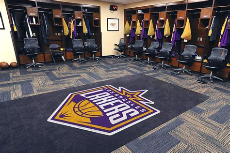 los angeles lakers identity on aiga member gallery