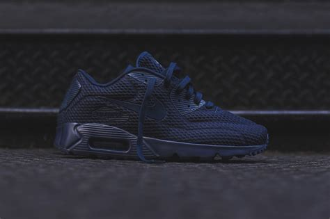 Nike Air Max Ultra 90 Br nike air max 90 ultra br black navy sneaker bar detroit